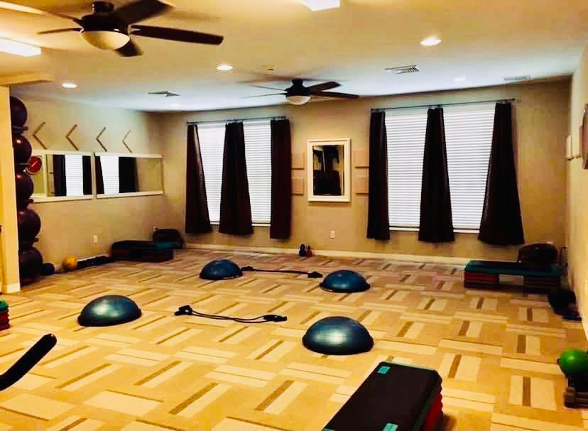 An image of the My Fitness Matters Facility